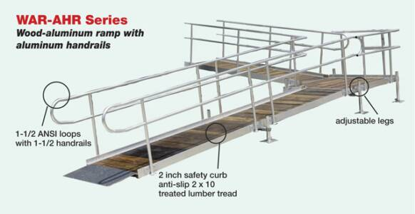 MetroNY Wheel Chair Ramps NY | GALLERY